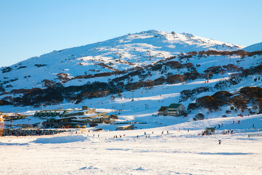 Snow transfers to Perisher