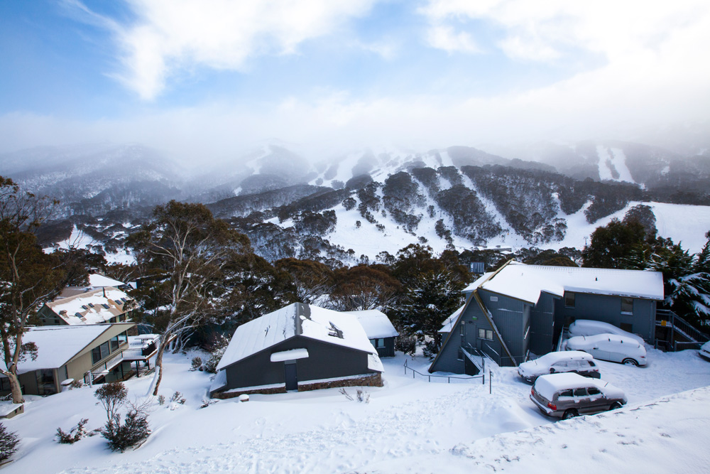 Thredbo Ski Village